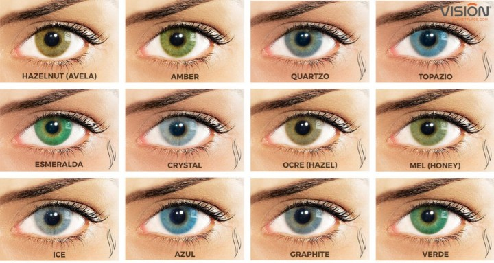 Image result for solotica contact lens
